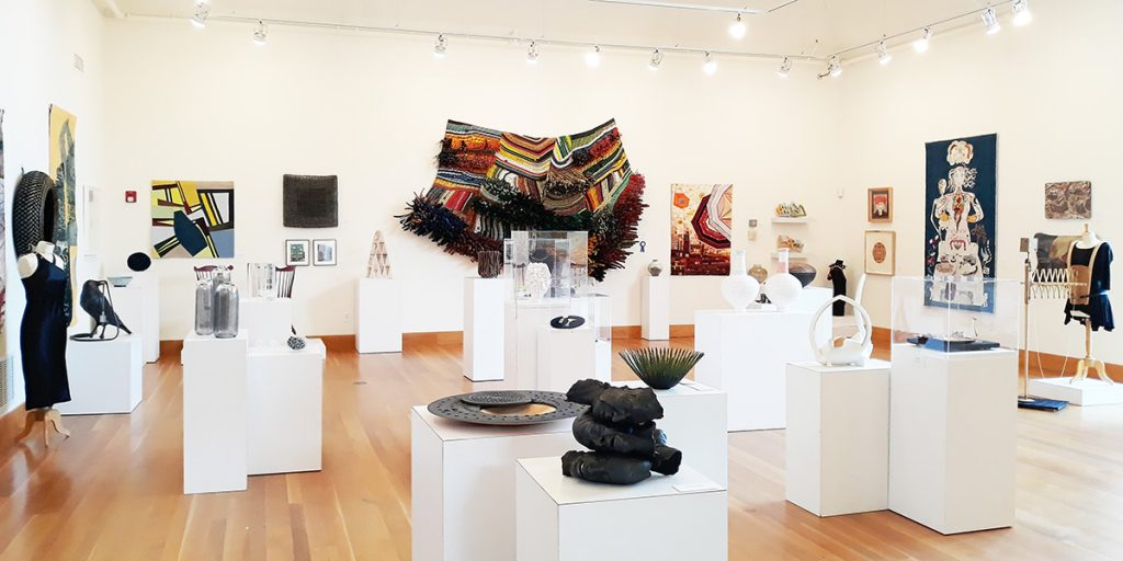 CRAFTFORMS 2021 CALL FOR ENTRIES. Wayne Art Center is seeking submissions for the 26th International Juried Exhibition of Contemporary Fine Craft