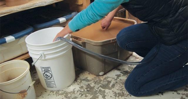 Craft in America, Making Waves, Temporary-Maggie Furtak on Reusing Water