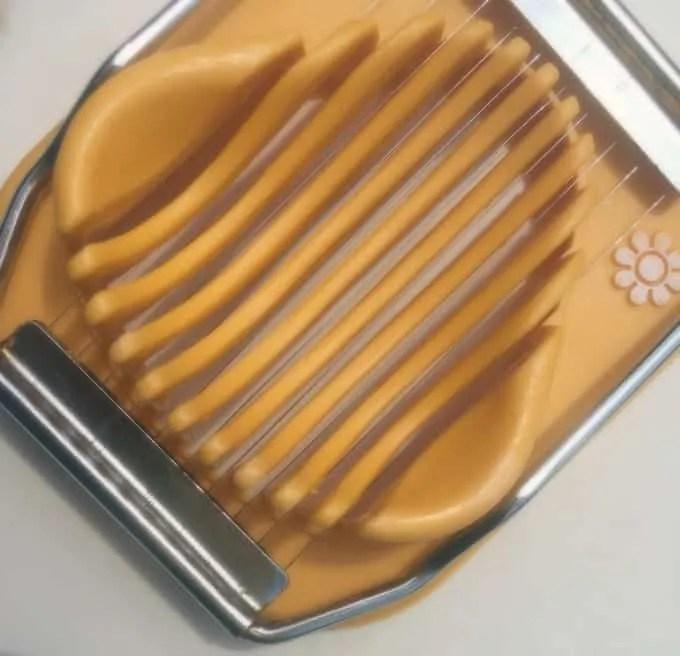 Egg Slicer | Dill Egg Salad