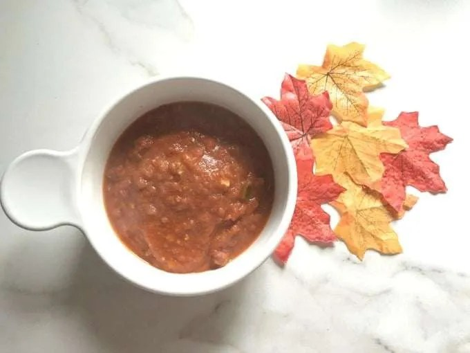 Fabulous Fall Chili || Turkey Pumpkin Chili – You Will Not Believe This Combination