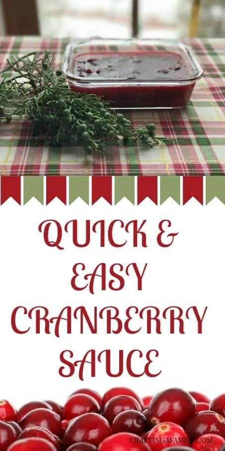 Homemade Fresh Cranberry Relish Recipe