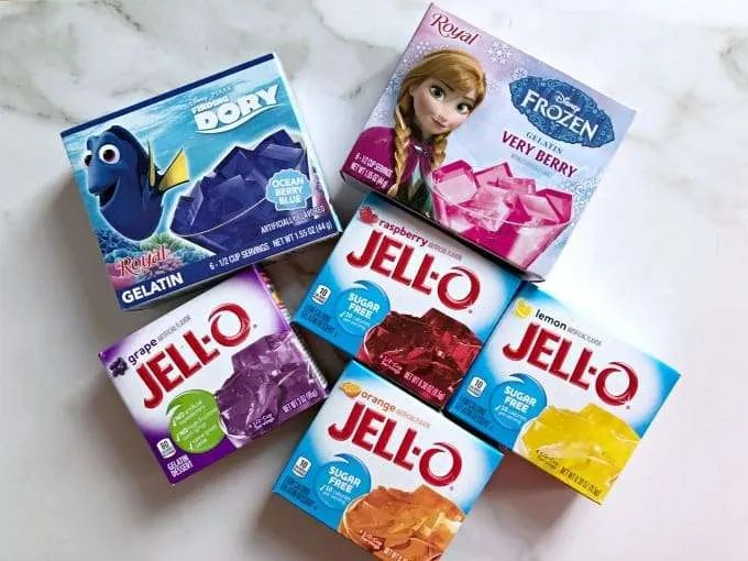 Jell-O Easter Eggs Fun Kids Easter Dinner. Jell-O Easter Eggs are a fun food for kids to make and eat. Grab as many different colors as you can find and experiment with your little ones this Easter.