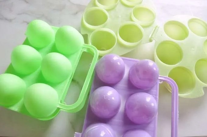 Jell O Easter Eggs Fun For Kids At Easter Dinner Crafting A Family