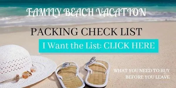 Save on Beach vacation