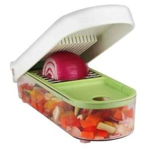 Time Saving Kitchen Gadget Gift Guide Veggie chopper