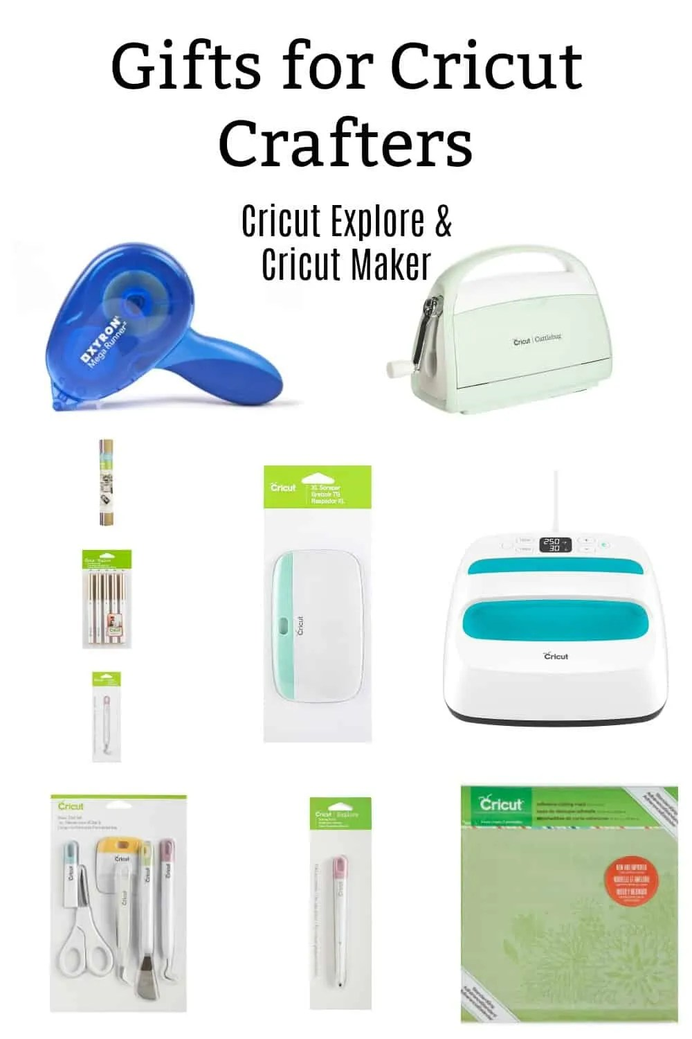 Gift Ideas For Cricut Crafter