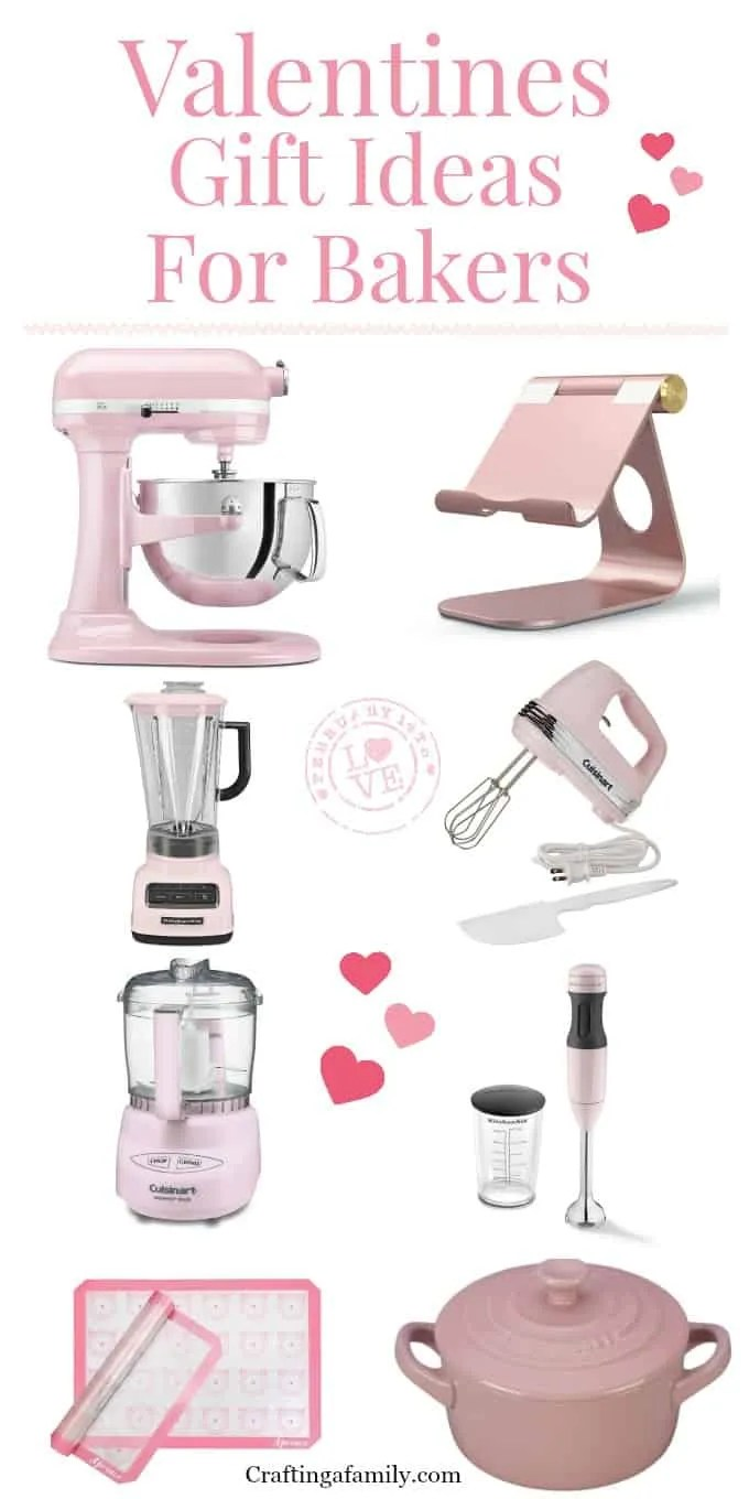 Valentines Bakers Gift Guide ~ Craftingafamily.com