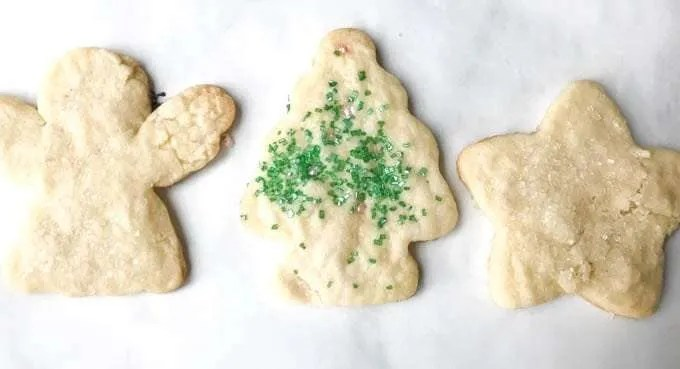 The Best Easy Christmas Cut Out Cookie Recipe Crafting A Family