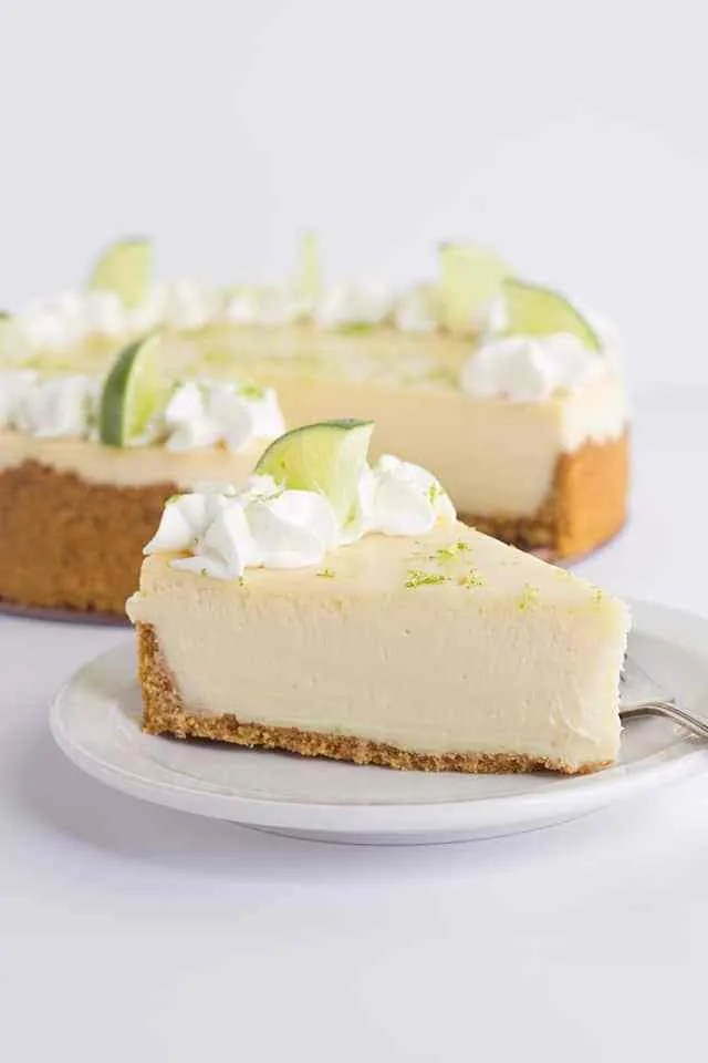 Keylime Cheesecake