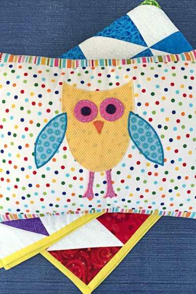 Decorative Nursery Pillow