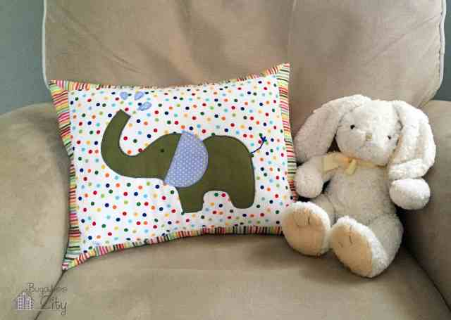Decorative Nursery Pillow
