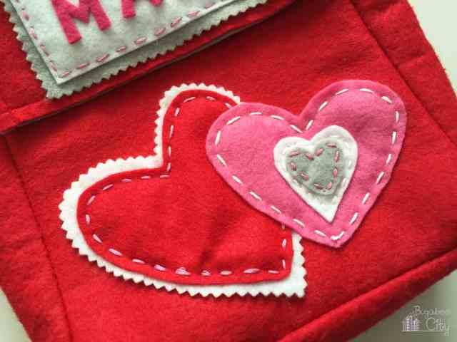 Valentine's Day Mailbox Tutorial