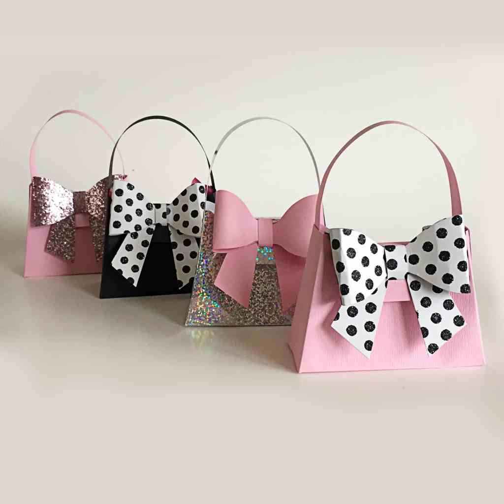 Paper Purse Party Favor