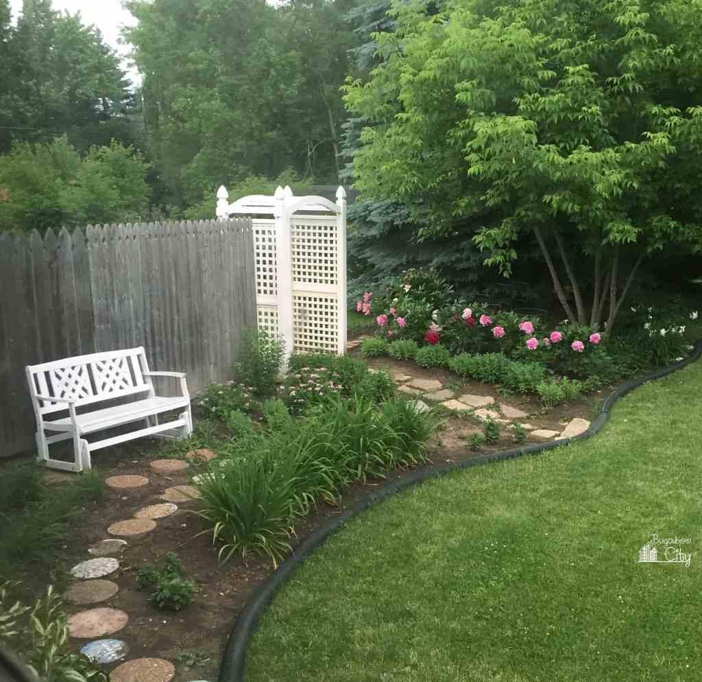 Backyard Garden Tour