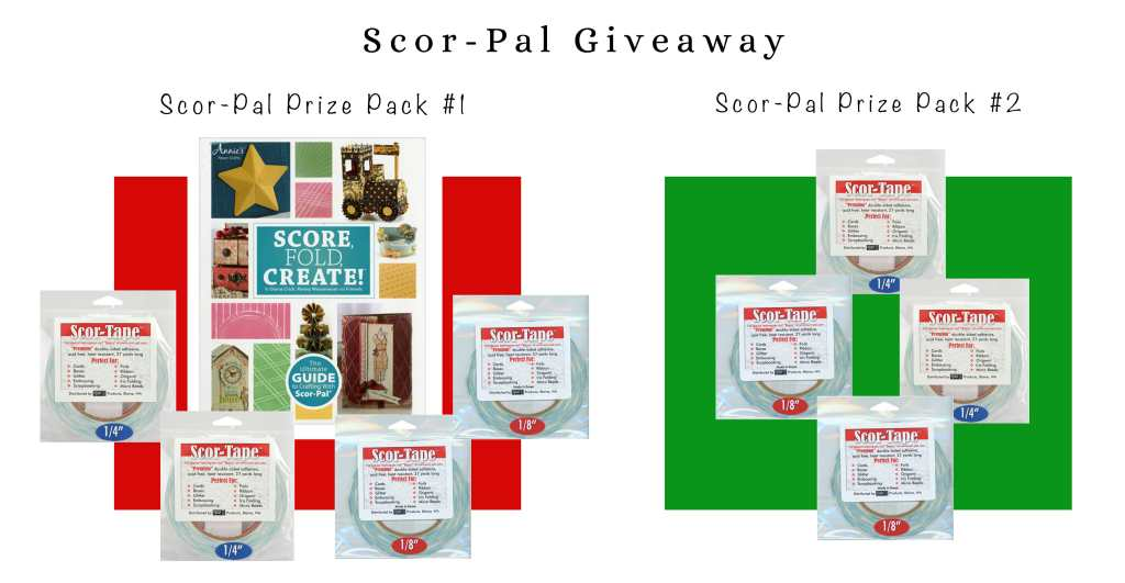 Scor-Pal Giveaway BugabooCity