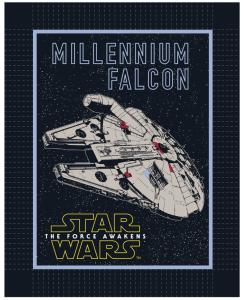 Star Wars No-Sew Fleece Blanket Kit