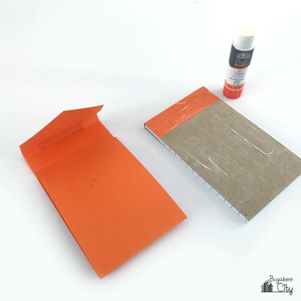 DIY Fox Notepad with Free SVG Cut File