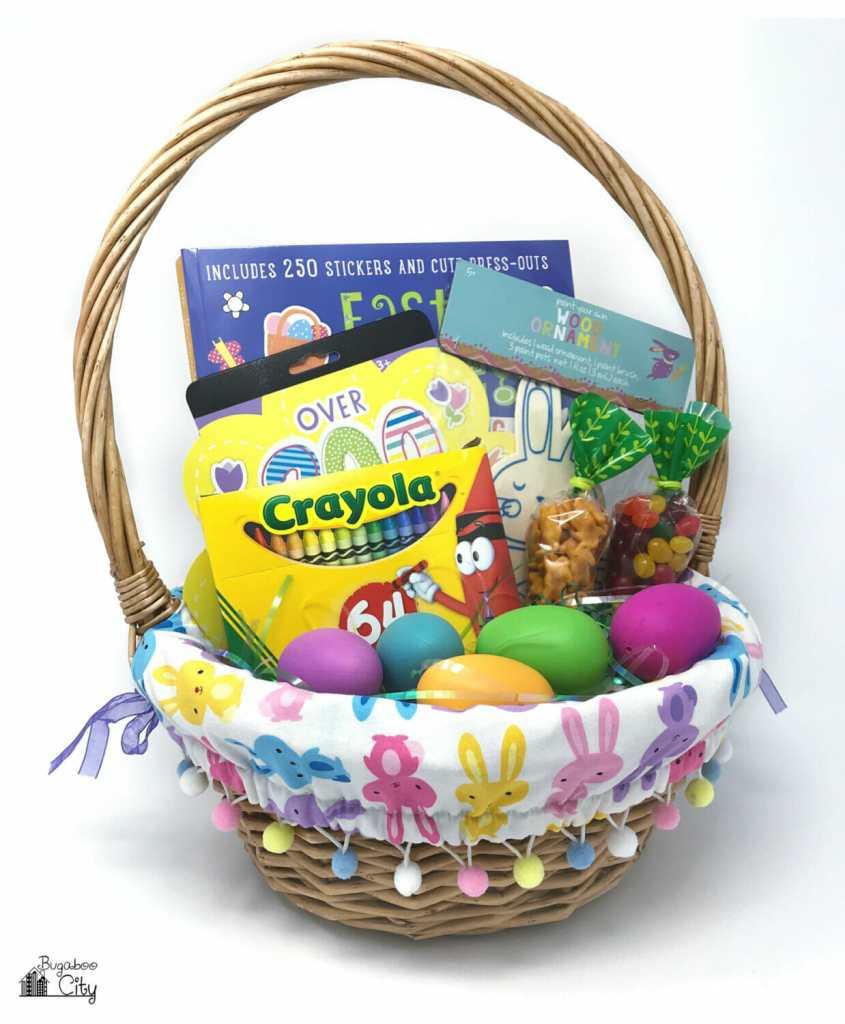 DIY Easter Basket Liner Tutorial