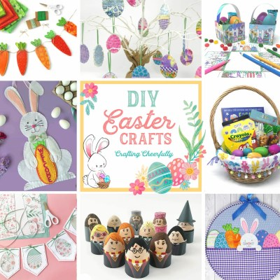 DIY Easter Crafts – 13 Cute Crafts to Try This Season