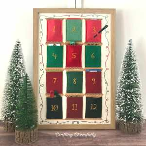 12 Spools of Christmas – New Felt Embroidery Pattern