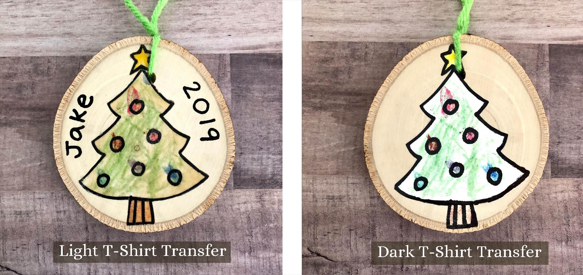 DIY Keepsake Ornaments