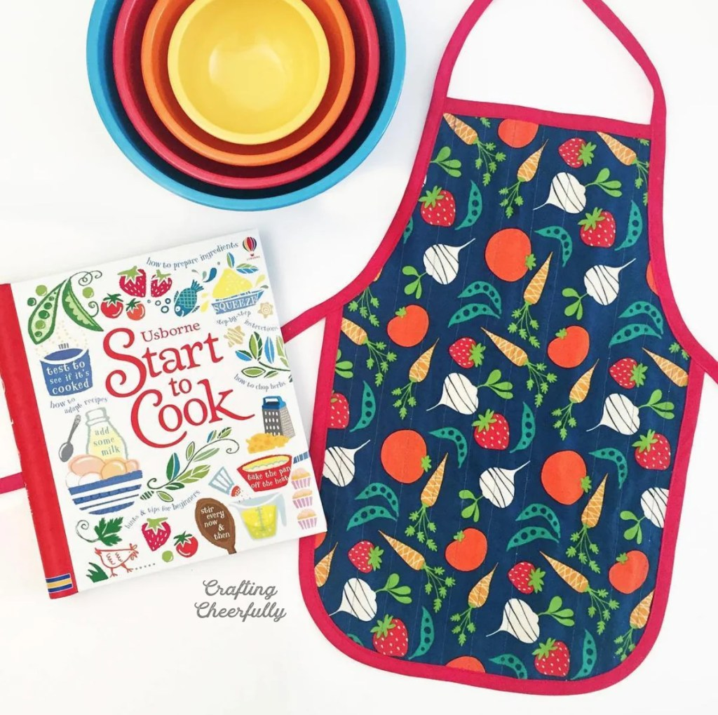DIY Cooking Apron
