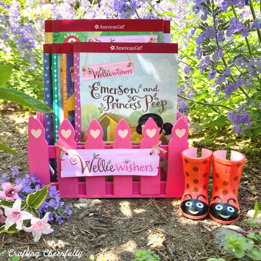 DIY Wellie Wisher Book Box - Wellie Wisher Craft Project!