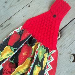 Kitchen Hot Pads Oak Cart Bubble Towel Top Crochet Pattern