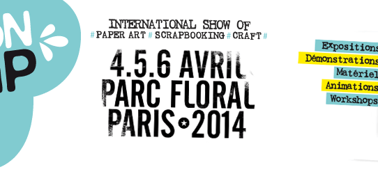Salon Version Scrap Paris 2014