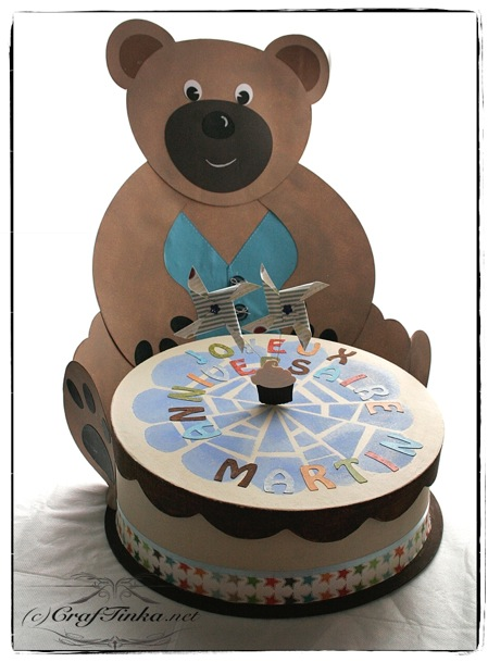 "Very ""Beary"" Birthday"