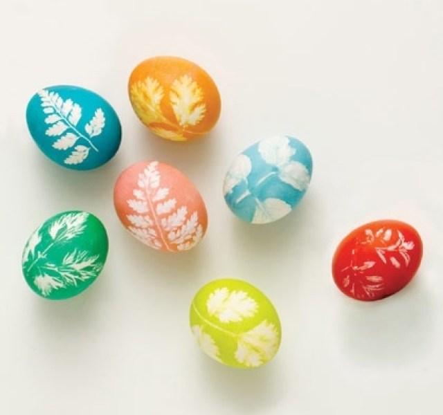 Print Easter eggs