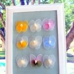 make nylon butterflies