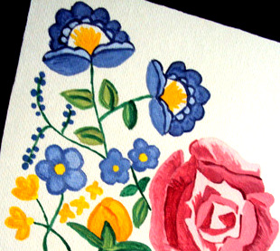 acrylic-paints-flowers-tutorial