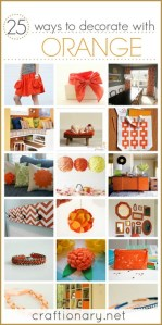 everything-orange-diy-best-ideas