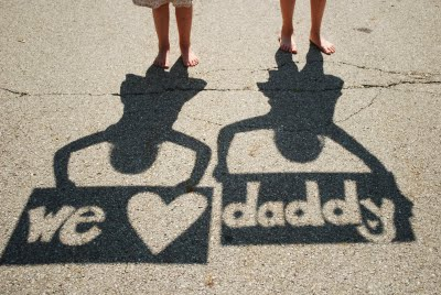 fathers day photo idea