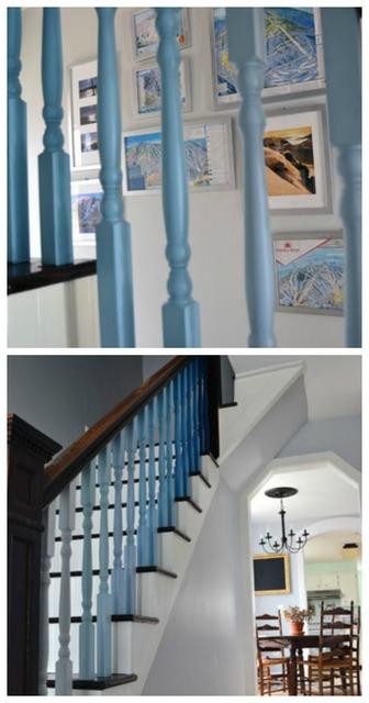 DIY staircase