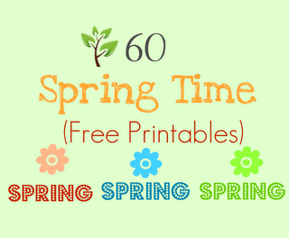 60-spring-time-free-printables