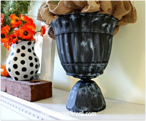 DIY urn for less