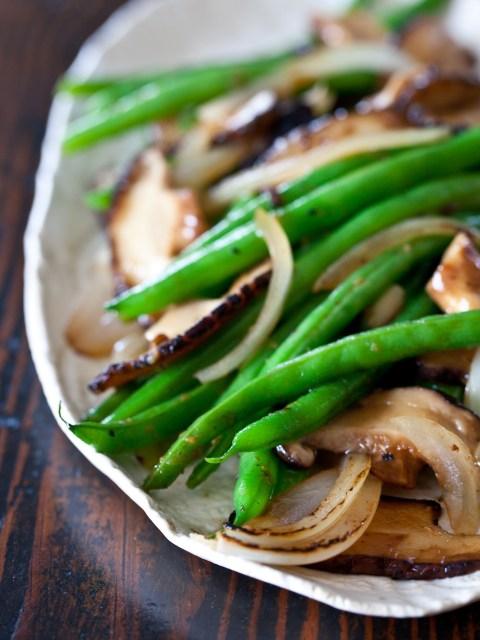 green recipes stir fry