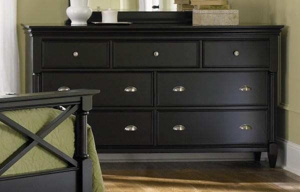 Paint Wood Furniture Black