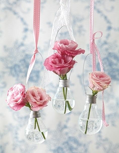modern bulb vases