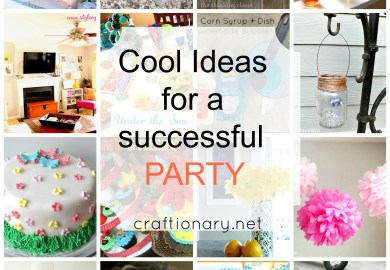 Cool Party Ideas For 12 Year Olds