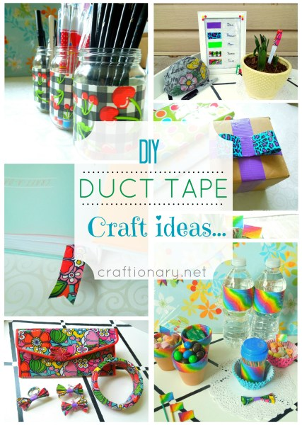 DIY duct tape ideas 2
