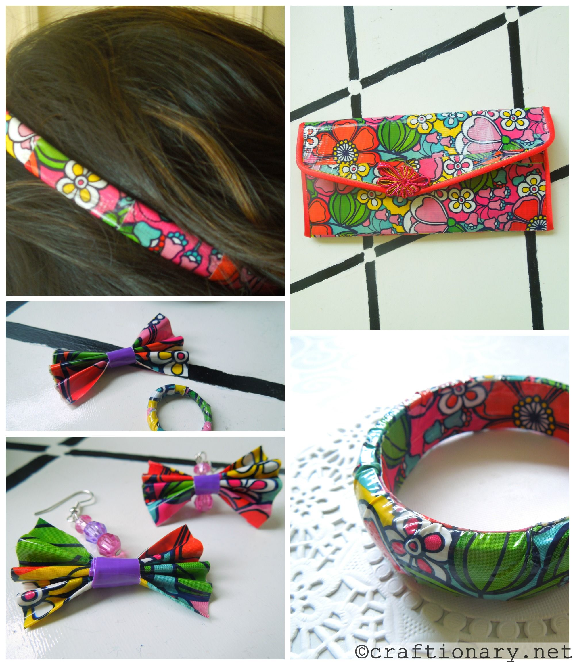 duct tape crafts 5