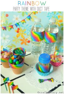 duct tape crafts party ideas