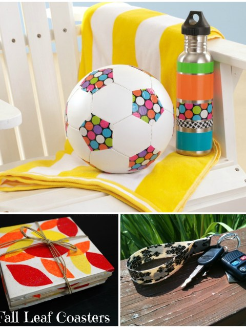 duct tape outdoor ideas