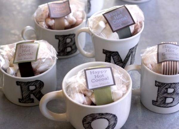 handmade gift in mug