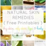 handmade gift skin remedies