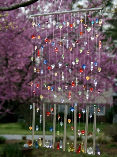 DIY wind chime tutorial