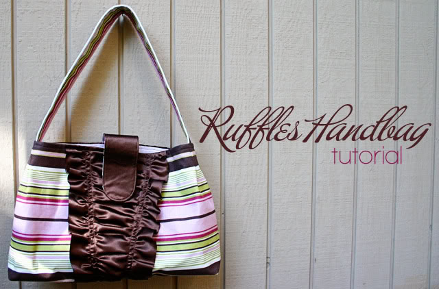 handmade handbag gift